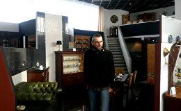 Арт-нуво и ампир в галерее-магазине известного дизайнера