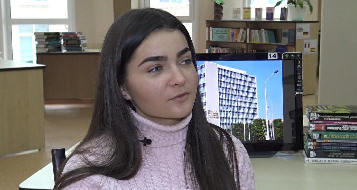 Ты супер!:беларуска Даша Чарнова марыць адкрыць школу для сірот