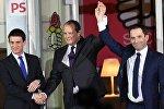 Амон победил Вальса на праймериз Соцпартии и будет выдвинут кандидатом в президенты Франции