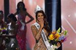 Победительница конкурса красоты Мисс Вселенная