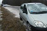 Авария в Гродненском районе