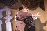 Сцэна з оперы Viva la mama Вялікага тэатра оперы і балета