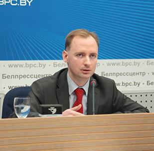 Временный поверенный в делах Польши в Беларуси Михал Хаброс