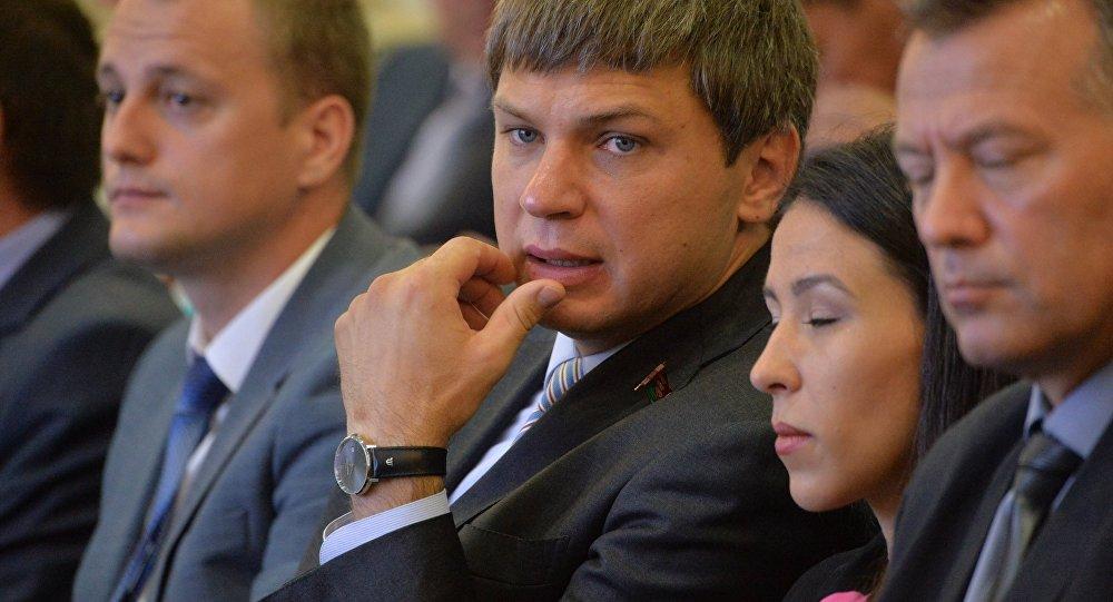 В государственной думе задумались овыступлении русских легкоатлетов под флагом Республики Беларусь