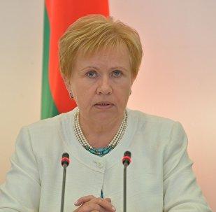 Глава ЦИК Лидия Ермошина