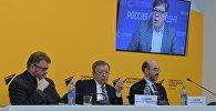 Видеомост Москва – Минск на тему: Безвизовый режим для иностранцев в Беларуси: вызовы для России