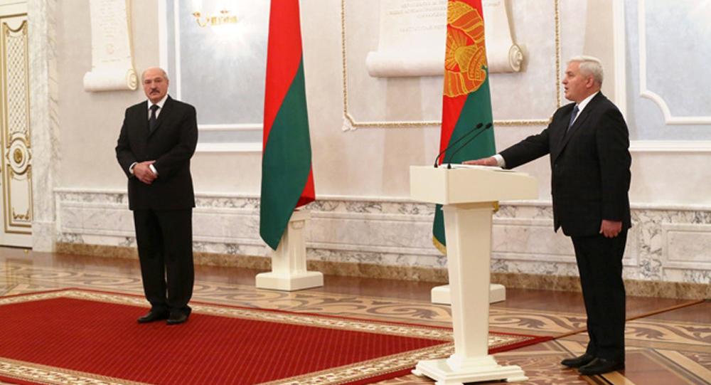 Лукашенко назвал себя «главным инспектором» соблюдения прав человека в Беларуси