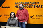 Юлія Хвошч і Аляксандр Крывашэеў