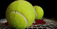 Тэнісныя мячы, архіўнае фота
