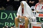 Белорусский теннисист Егор Герасимов
