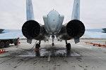 Турбины многоцелевого истребителя СУ-30СМ