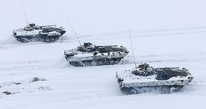 Русские десантники проведут учения сбелорусскими коллегами