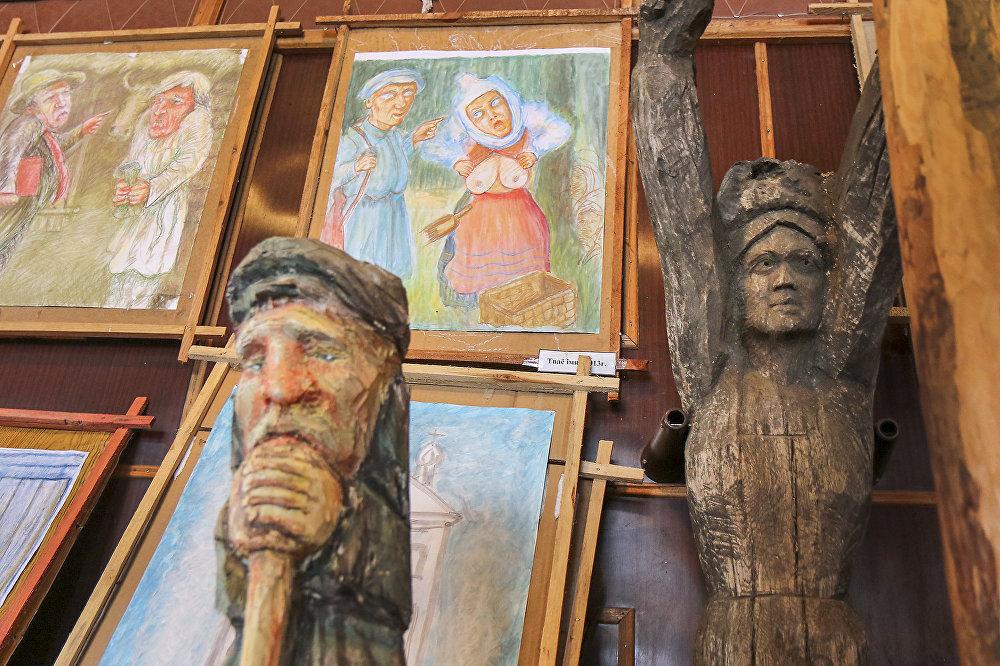 Майстар Супрунчык і его музей