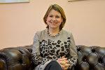 Посол Соединенного Королевства Великобритании и Северной Ирландии в Беларуси Фионна Гибб