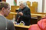 Елена Лопатина, не смотря на возраст, намерена добиваться справедливости в суде
