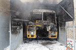 Пожар в Любани