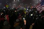 Волнения в Бухаресте