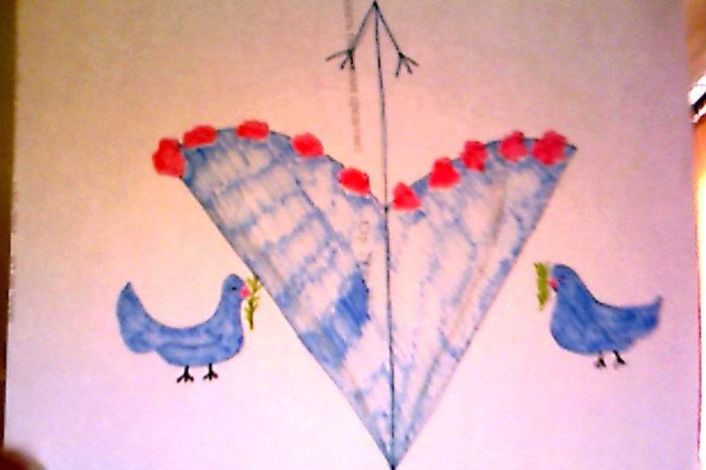 Логотип с птичками неизвестного автора