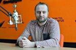 Лидер группы J:Mors Владимир Пугач