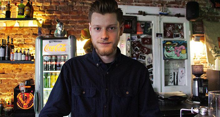 Николай Лобатенко в кофейном бизнесе шесть лет
