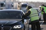 Видеофакт: как выглядит пограничная зона на границе Беларуси и России