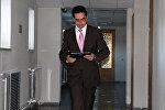 Начальник управления информации пресс-секретарь министерства иностранных дел Беларуси Дмитрий Мирончик