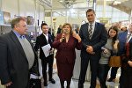 Министр информации Республики Беларусь Лилия Ананич