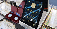 Награда НОК Беларуси – у радио Sputnik Беларусь