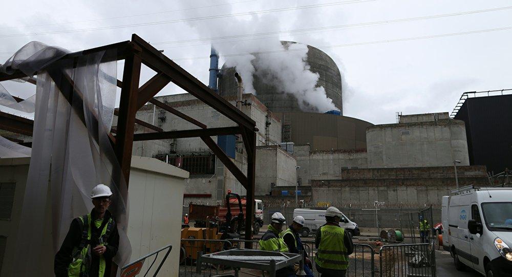 Из-за взрыва наАЭС воФранции в Белоруссии усилили радиационный мониторинг
