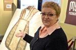 Реставратор Ольга Коноплева занималась восстановлением орната больше года