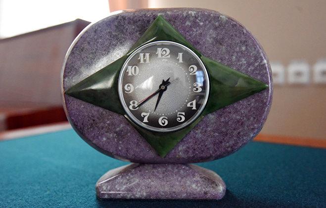 Любимые часы Андрея Громыко из его рабочего кабинета