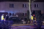 Audi премьера Польши Беаты Шидло врезалась в дерево