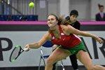 Арина Соболенко в четверьфинале Кубка Федерации