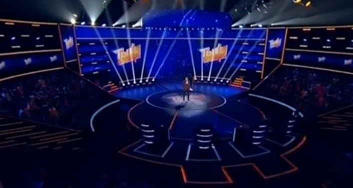 LIVE: Прэмьера шоу  Ты супер! на тэлеканале НТВ