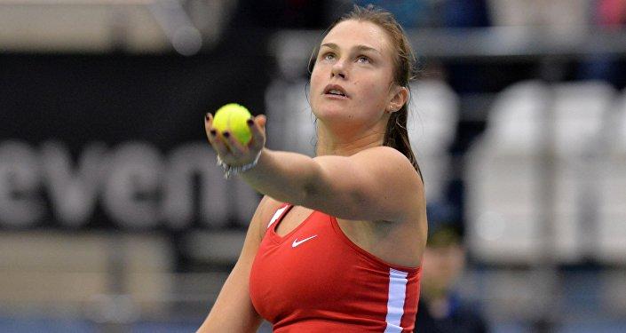 Вера Лапко иЕгор Герасимов вышли во 2-ой круг квалификацииUS Open