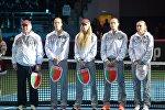 Женская теннисная сборная Беларуси