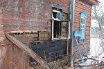Пожар в деревне Конотоп Наровлянского района