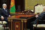 Встреча Александра Лукашенко с Иосифом Середичем