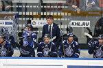 ХК Динамо-Минск во время домашнего матча