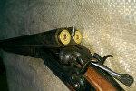 Изъятое ружье