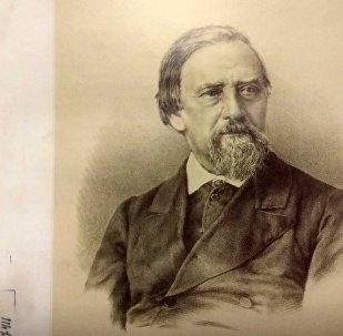 Мастак, музыкант, літаратар, кампазітар і педагог Напалеон Орда