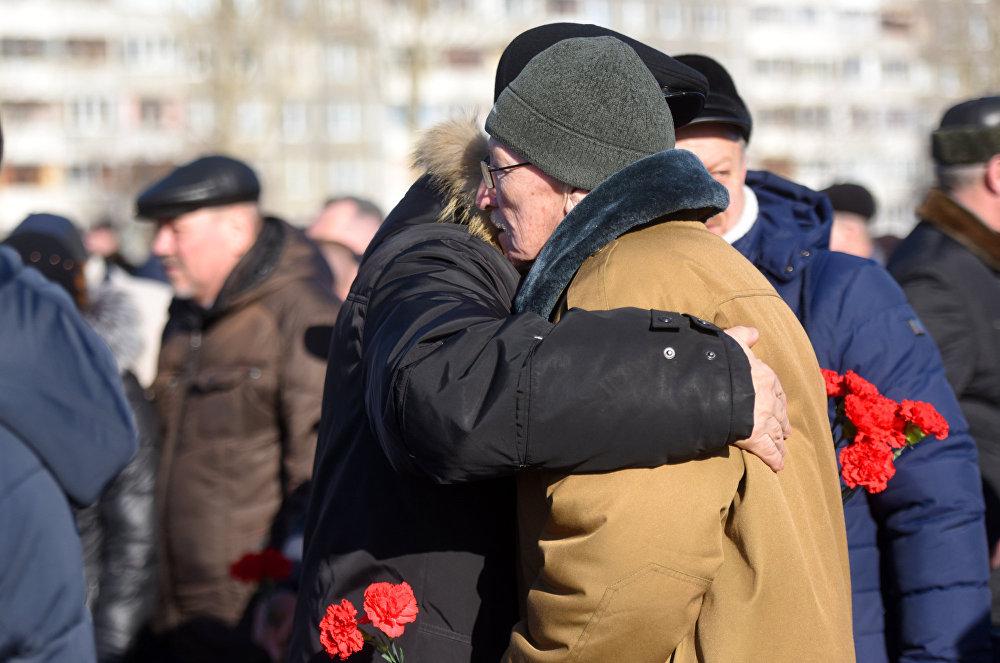 С той войны не вернулся 771 белорус, 14 гомельских семей больше никогда не увидели своих близких.