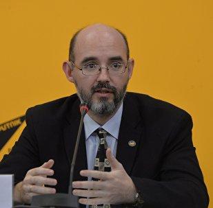 Доктор политических наук Сергей Кизима