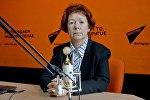 Заведующая отделом древнебелорусского искусства Национального художественного музея Беларуси Елена Карпенко