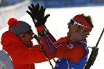 Американский биатлонист Лоуэлл Бэйли стал чемпионом мира