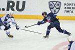 Хоккеист Динамо-Минск Фредерик Петтерсон