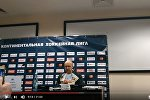 Корреспондент Прессбола съел газету после матча Динамо-Минск - Нефтехимик
