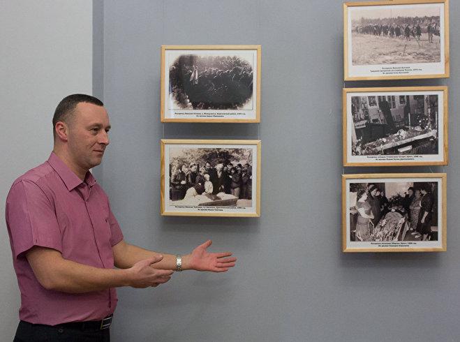 Некрополист и краевед Иван Чайчиц собрал более 30 снимков из семейных архивов