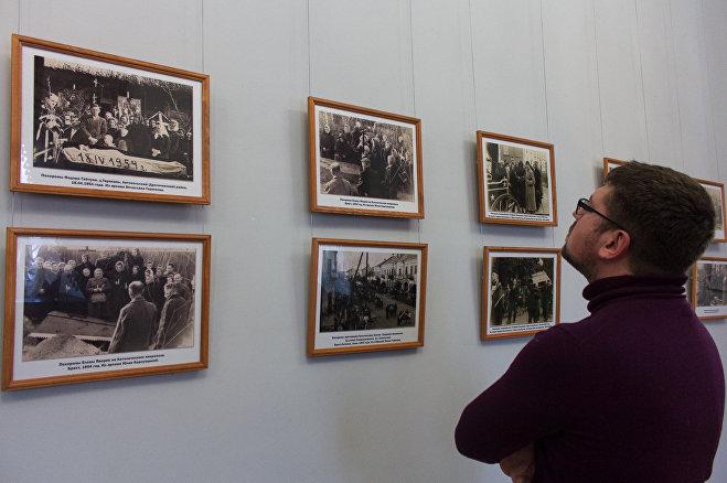 Уникальная для Беларуси выставка проходит в музее Усадьба Немцевичей в деревне Скоки