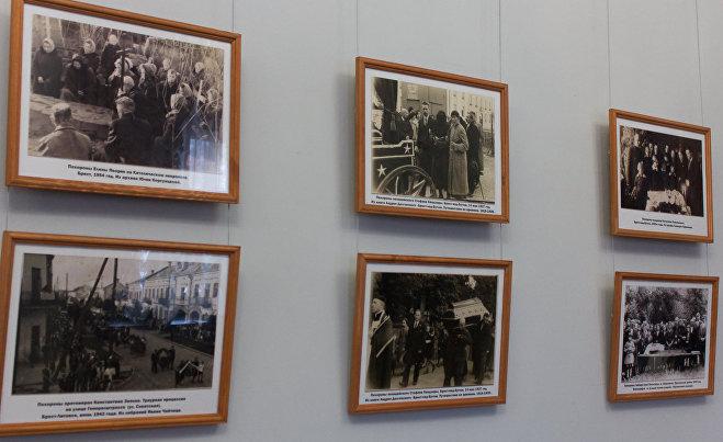 Фотовыставка Прощальная память. Посмертная фотография как часть нашей культуры